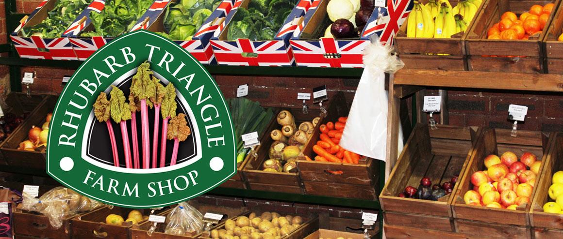 Rhubarb Triangle Farm Shop